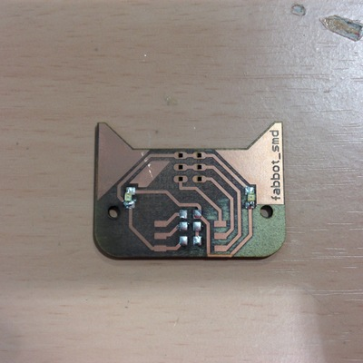 Small 2solder eyes