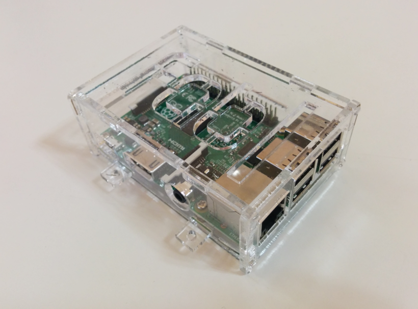 Medium raspberry pi cese appearance