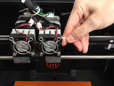 Small extruder 1