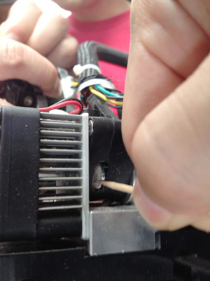 Small extruder 2