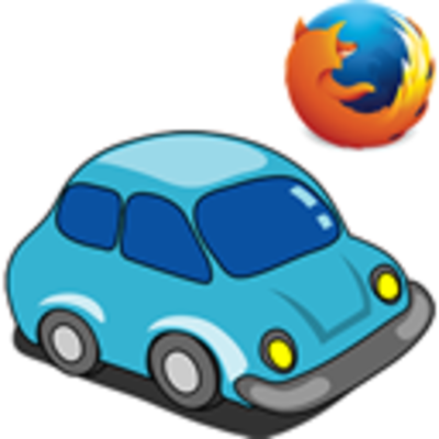 Small firefoxos car